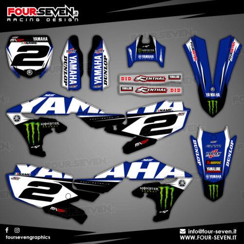 Grafiche per Yamaha BRANDS